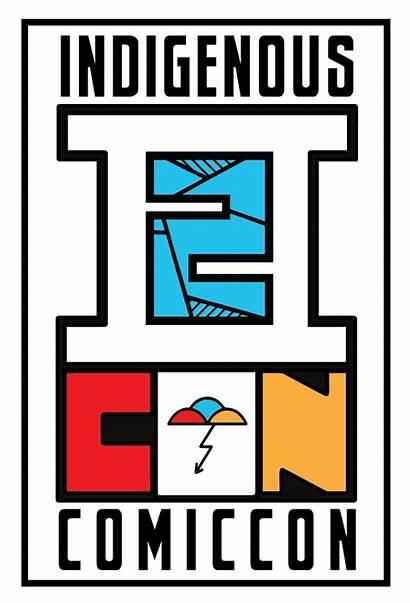 Indigenous Con Comic Master Poster Mocna Workshops