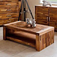 Acacia Wood Coffee & Lamp Table Set  Be Fabulous