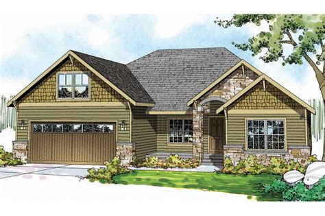 craftsman house plans with pictures craftsman house plans cascadia 30 804 associated designs