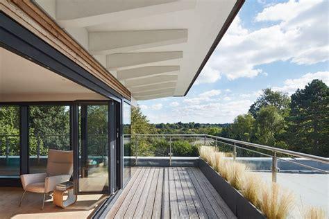 Mit Dachterrasse by Dachterrasse Mit Pflanzen Gestalten Gel 228 Nder Glas Boden