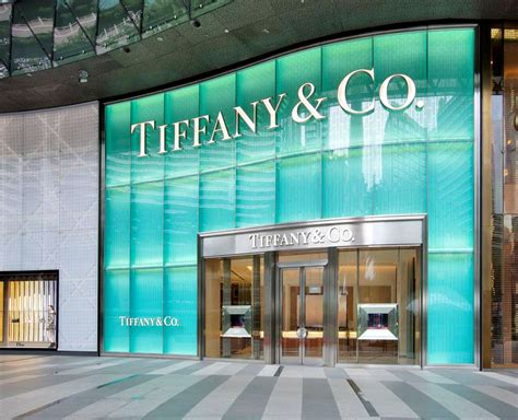 Tiffany & Co. Unveils Duplex Store At Ion Orchard, Singapore Custom Jewelry On Demand Sunflower Wedding Necklace Vintage Nyc Tv Credit Card Durham Nc Buying Dropshipping