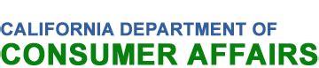 bureau of consumer affairs pdl