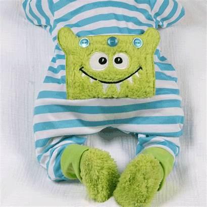 Cuddle Monster Boy Doll Dolls Reborn Looks