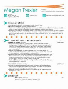 Personalized resumes the capricious crafter for Personalized resume