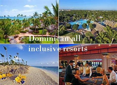 some info regarding vacation packages to dominican