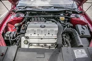 1993 Cadillac Allante With Northstar Engine