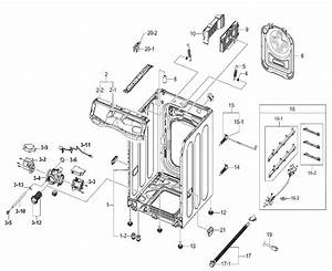 Wiring Diagram  28 Samsung Washer Parts Diagram