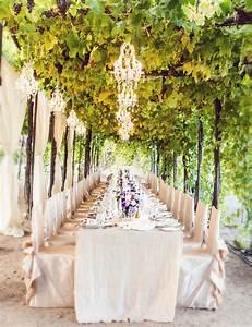 46 Vineyard Wedding Reception Decor Ideas