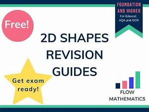 2d Shapes Revision Guide For Gcse