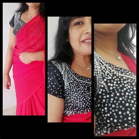 NEMO Clothing | Work sarees, Georgette sarees, Clothes