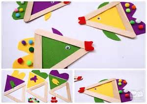 Preschool Shape Craft Animals