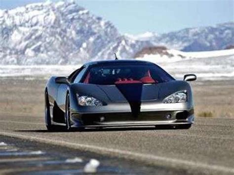 10 Best American Supercars