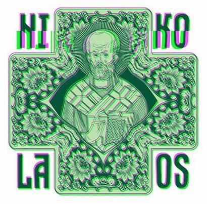 Nicholas Russian Saint Behance Krita