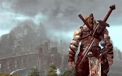 Viking Asgard Battle Wallpapers Backgrounds Vikingo Gamewallpaper