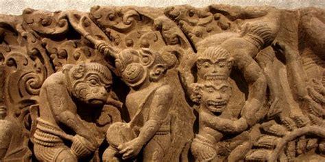 kenali sejarah budayamu  seni ukir  rupa