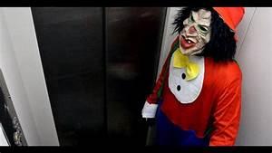 Killer Clown vs Psycho Santa PARANORMAL ATTACK Scare Video ...  Killer