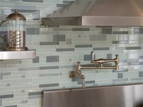 Modern Backsplash Tiles : Kitchen Backsplash