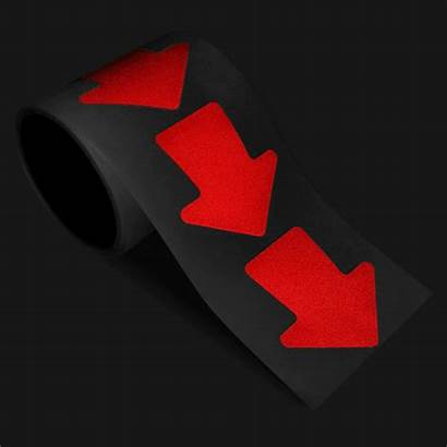 Arrows Floor Marking Reflective Sf Arrow Signs