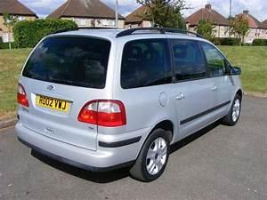 2002 Ford Galaxy