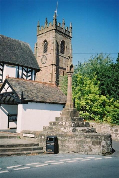 Pictures of Claverley, Shropshire, England   England ...