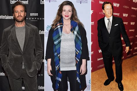 Amber Tamblyn and Armie Hammer Rip James Woods for Being ...