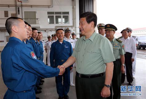 习主席引领人民军队开启强军兴军新征程 - 华声新闻