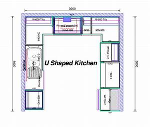 TOP 20 U shaped kitchen house plans 2018 Interior