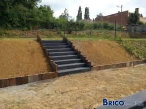 Marches Escalier Extérieur by Escalier Ext 233 Rieur Marches Pr 233 Fabriqu 233 Es En B 233 Ton