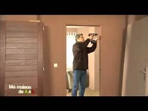 renover une porte d39interieur ma maison de a a z france 2 With porte de garage et marque porte interieur maison