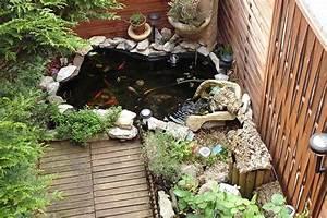 Bassin Exterieur Preforme : jardin d co jardin les plus beaux bassins ~ Premium-room.com Idées de Décoration