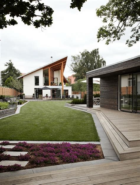 modern scandinavian house modern scandinavian house with a futuristic touch digsdigs