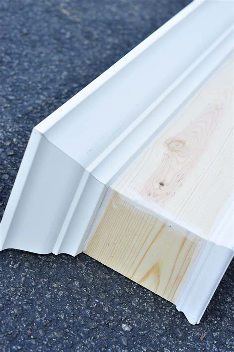 How To Cornice - remodelaholic how to build and hang a window cornice