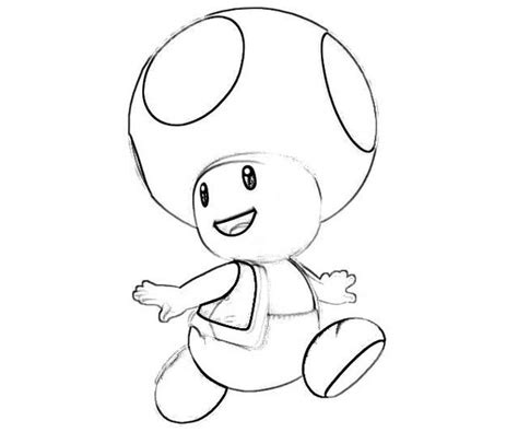 Super Paper Mario Coloring Pages 8 4