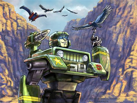 transformers hound wallpaper transformers hound at the grand canyon by wolfwhiskers on
