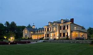 Mansion - Traditional - Exterior - boston - by Design Resource