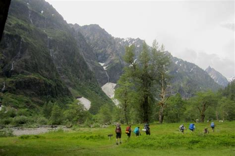 enchanted valley  mountaineers