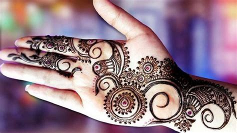 henna mehndi designs latest easy  simple  hands