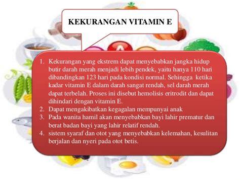 Mencegah Hamil Prematur Ppt Vitamin Larut Lemak