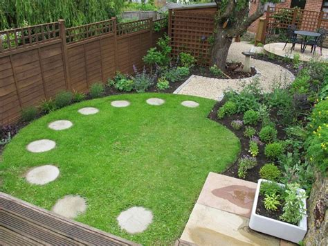 Good Small Square Garden Design Small Garden Designs