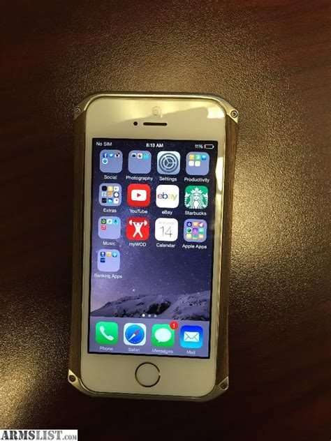 at t iphone 5s trade in armslist for trade iphone 5s 32 gb att t mobile