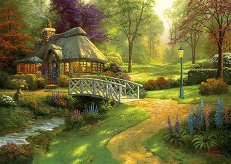 the painter of light painter of light thomas kinkade dies aged 54 art 39 s in