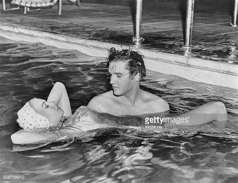 elvis presley swimming  amazing historical