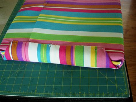 how to make a no sew cushion cover in my own style