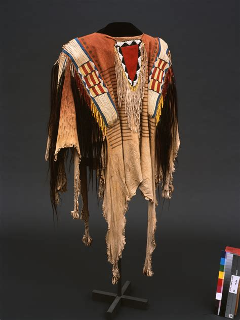 northern plains indians shirt circa 1850 one of the