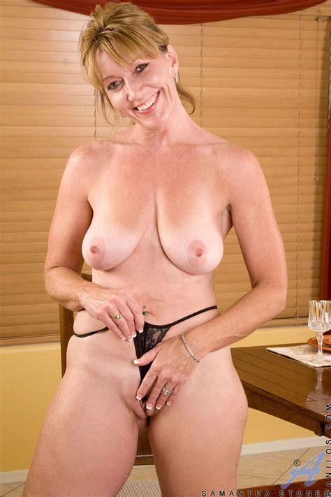 Classy Busty Cougar Samantha Stone In Heat Free Cougar Sex