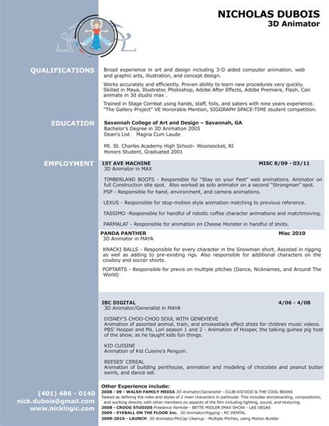 Curriculum Vitae Paragraph Form Exle by Cv Format Pdf 100 Original Papers Attractionsxpress Attractions Xpress One