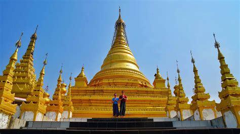 Brock's Mini Travel Guide to Mandalay, Myanmar