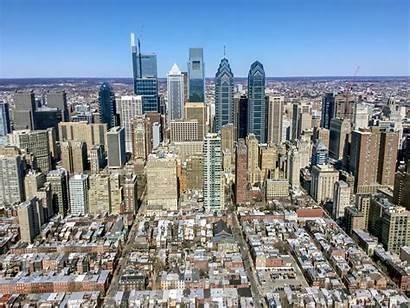 Philadelphia Skyline Pa Helicopter Reddit Wallpapers Pennsylvania