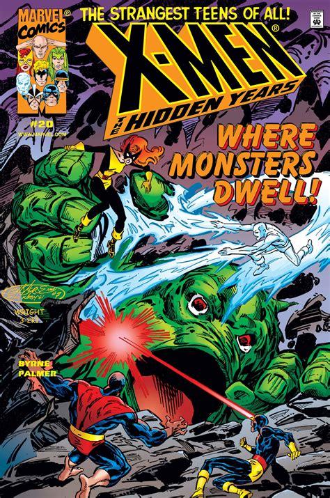 X-Men: The Hidden Years - Google Search | Marvel comics ...