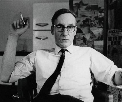William S Burroughs (author Of Naked Lunch